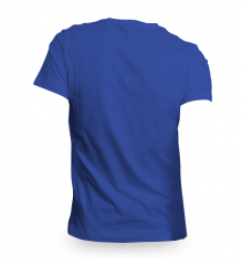 Royal Blue  Back