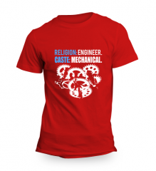 MECHANICAL ENGINEERING TEES