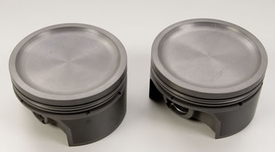Why pistons are usually dished at top ? - Mechanical Engineering Questions  - Mechanical Engineering